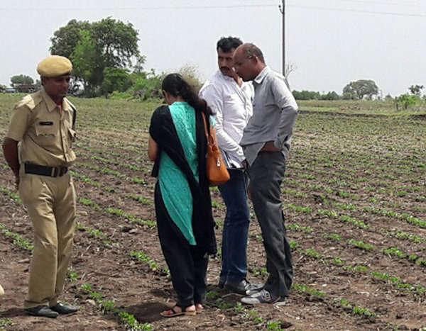 3-visavadar man killed in love affair, police detained three people