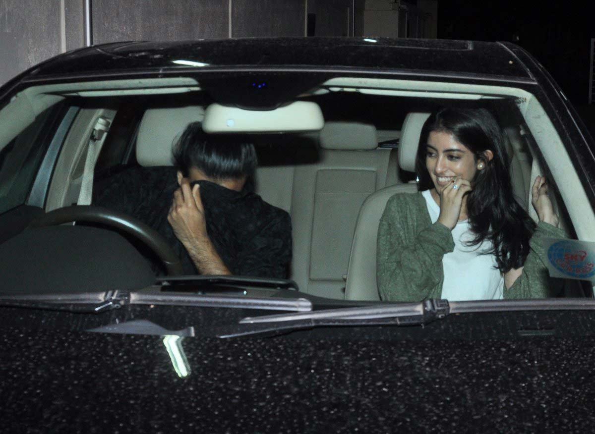 9-know about the mystery boy spotted who was spotted with navya naveli nanda