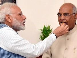 શું તમે જાણો છો PM મોદીએ કોવિંદને જીત બાદ કઈ મીઠાઈ ખવડાવી હતી?