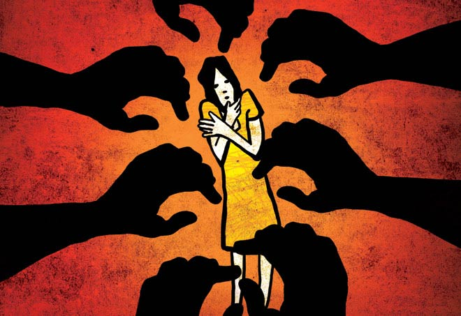 5-Woman Assaulted & Molested By Drunk Men_rape