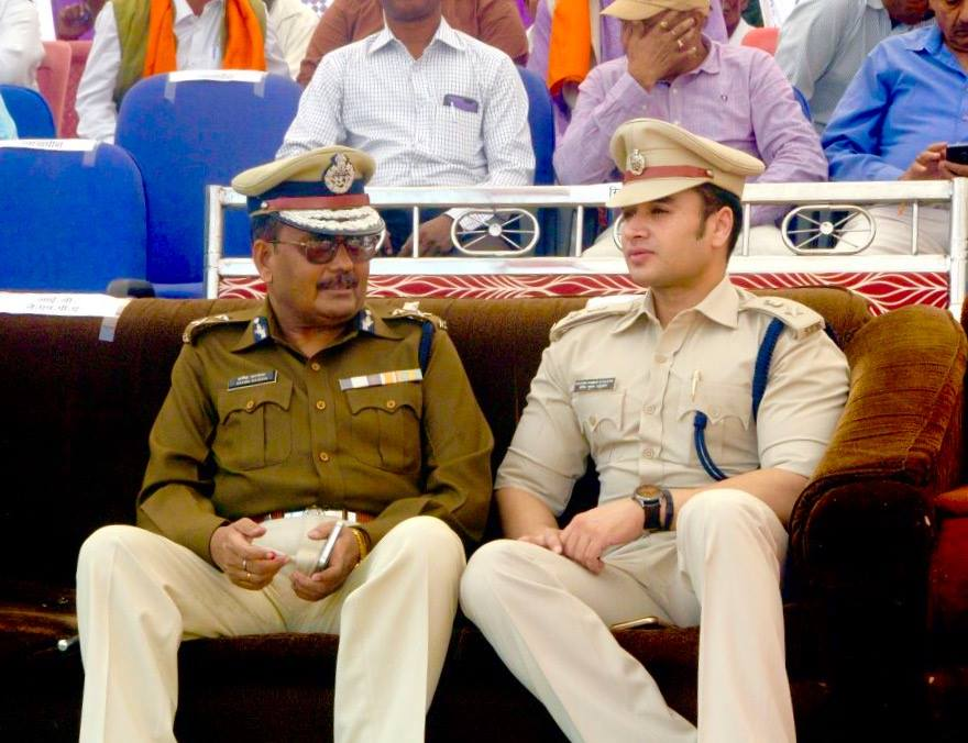 5-this dashing ips officer from madhya pradesh is stealing more hearts than bollywood stars