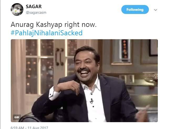 3-pahlaj nihalani replaced by prasoon joshi as censor board chief twitter reactions