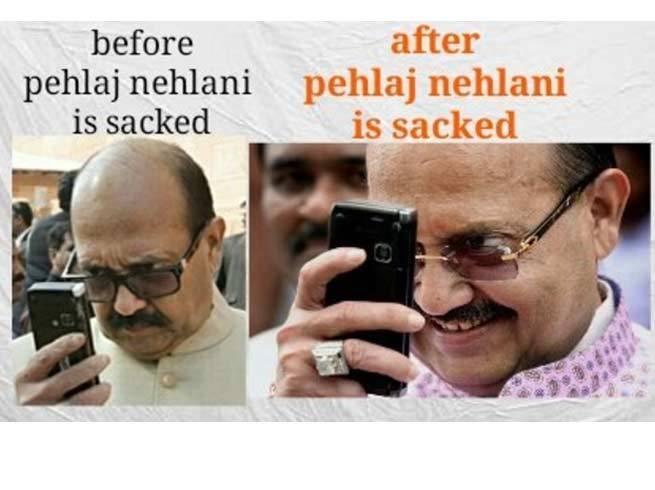 7-pahlaj nihalani replaced by prasoon joshi as censor board chief twitter reactions