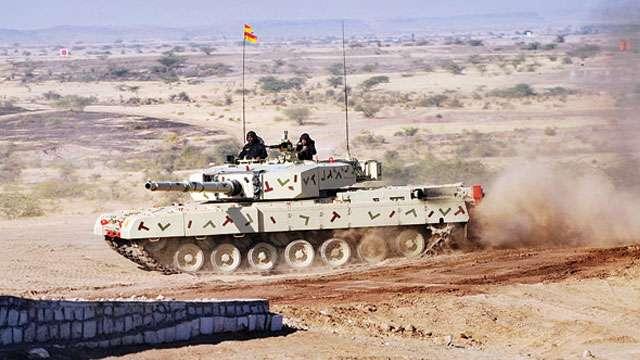arjun-tank-t90