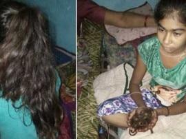 અમરેલીમાં ચોટીકાંડનું ભૂત ફરી ધૂણ્યું, 10 વર્ષીય છોકરીની કપાઇ ચોટી