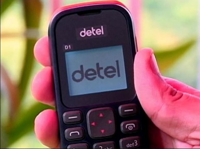4-detel india launched single sim mobile at rs 299
