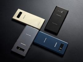 સેમસંગ Galaxy Note 8 થયો લોન્ચ, જાણો કેવા છે ફીચર્સ