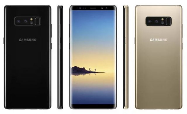 3-samsung galaxy note 8 with dual rear camera launched