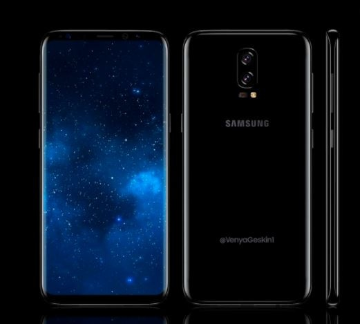 4-samsung galaxy note 8 with dual rear camera launched