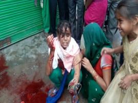 UP: છેડતીનો વિરોધ કરવા પર તલવારથી યુવતીનો હાથ કાપી નાખ્યો