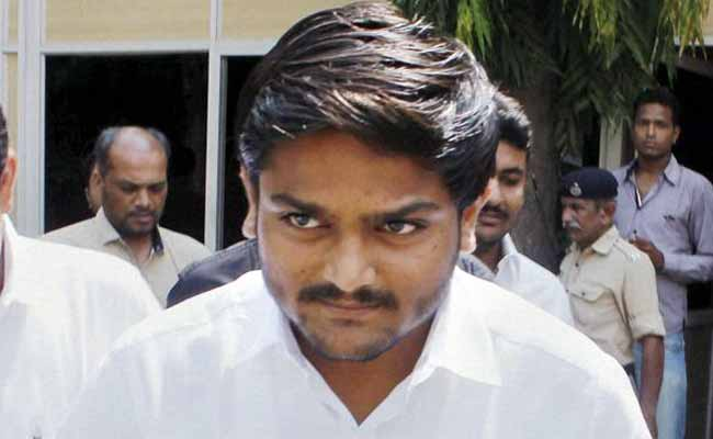 3-Hardik Patel, aide arrested in Gujarat on charges of assault, dacoity