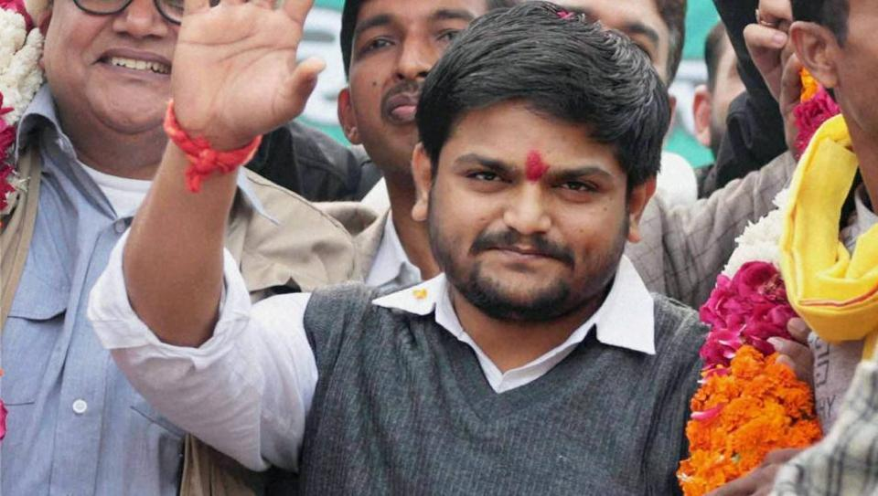 4-Hardik Patel, aide arrested in Gujarat on charges of assault, dacoity