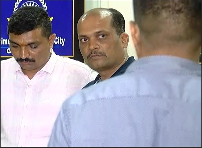 6-Dinesh Bambhania arrested for alleged criminal intimidation, robbery