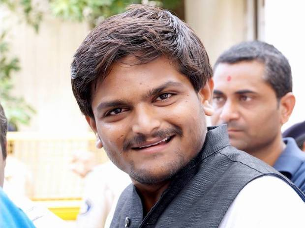 11-Hardik Patel, aide arrested in Gujarat on charges of assault, dacoity