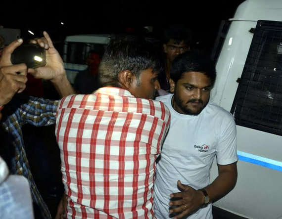 2-Patidar-leader-Hardik-Patel-aide-detained-in-'assault'-case-police-get-3-day-remand