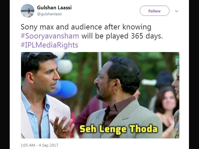 3-viral content this is how twitter reacts to star india winning ipl media rights