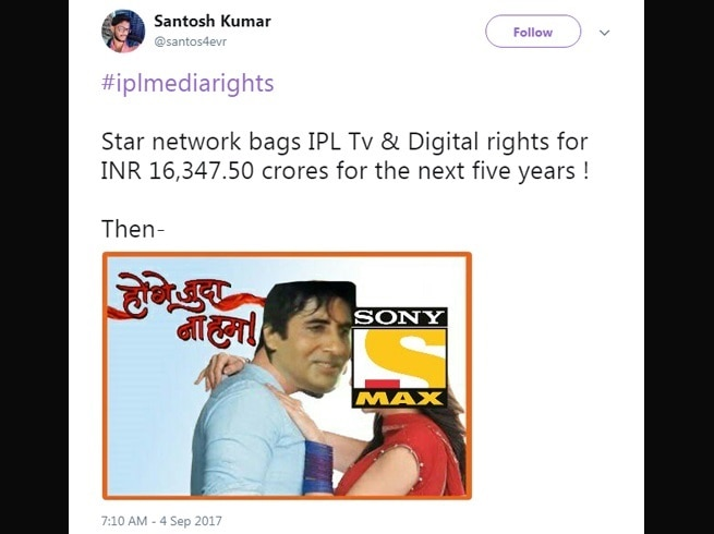 9-viral content this is how twitter reacts to star india winning ipl media rights