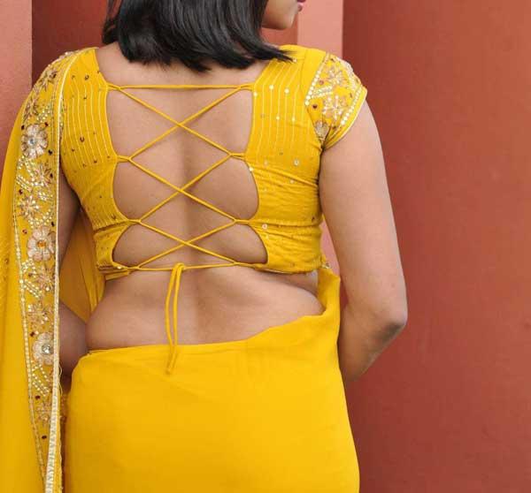 cross-string-saree-blouse-designs