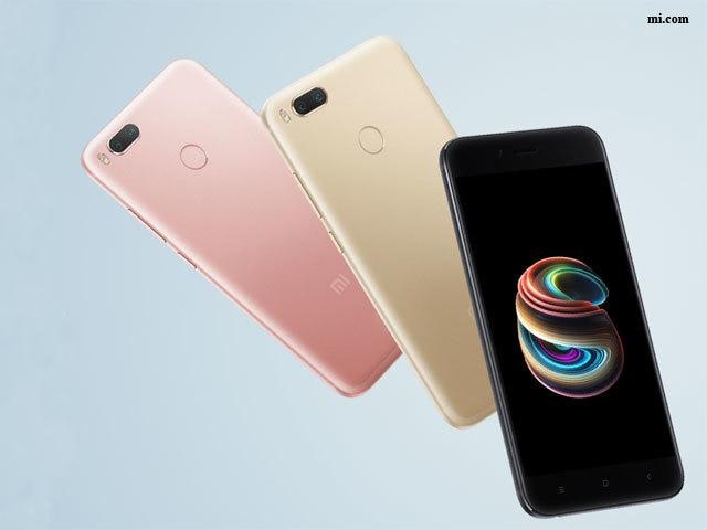 1-xiaomi launches mi a1 smartphone with dual camera
