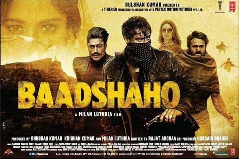 5-4th day box office collection of baadshaho