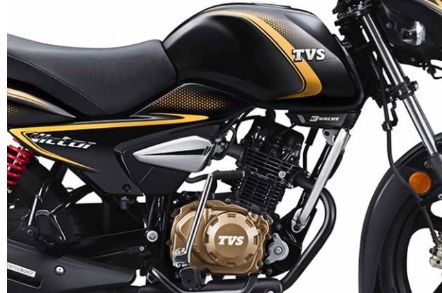 5-tvs victor premium edition model launched in india price and mileage is awesome