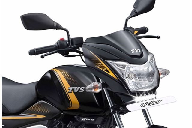 7-tvs victor premium edition model launched in india price and mileage is awesome