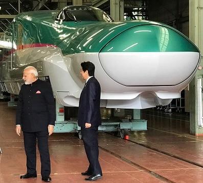 Modi-Abe-Bullet-Train