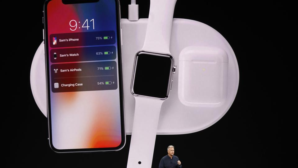 15-IPhone 8, iPhone X, Face ID, Wireless Charging, Animated Emojis And More