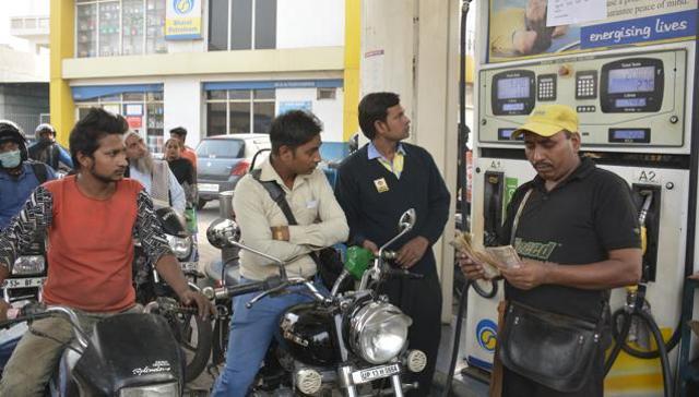 4--petrol pump