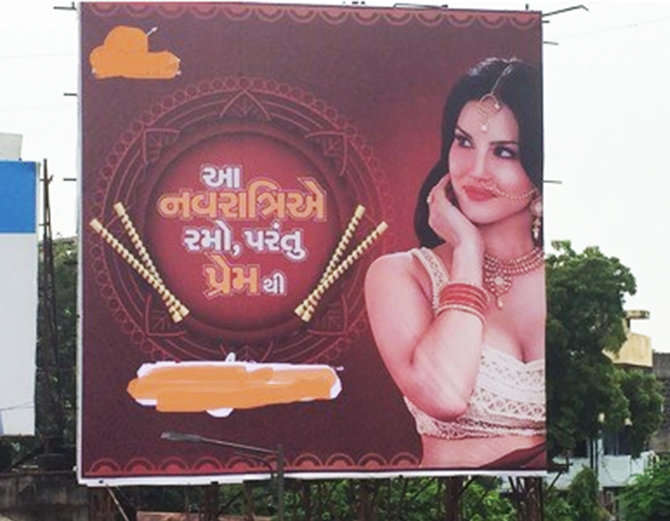 1-Condom advertisement on Navratri raises hackles in Surat