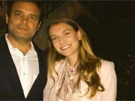 રાહુલ ગાંધી સાથે આ યુવતીની તસવીર થઈ રહી છે વાયરલ, જાણો કોણ છે આ યુવતી...