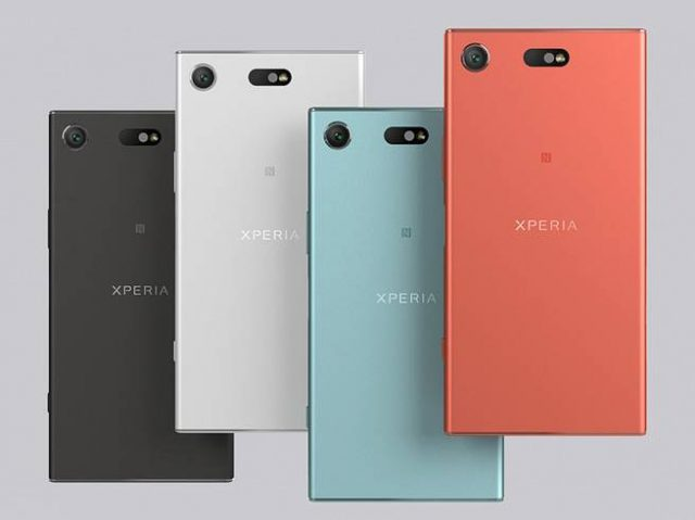 6-sony xperia xz1 with 3d scanning camera launched in india