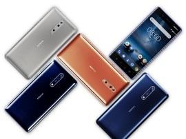 ભારતમાં લોન્ચ થયો Nokia 8, જાણો કિંમત અને સ્પેસિફિકેશન