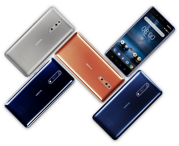 1-nokia 8 smartphone with dual camera launched know price specifications features
