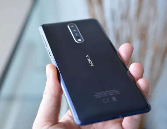 5-nokia 8 smartphone with dual camera launched know price specifications features