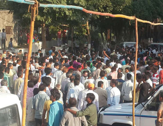 3-Dalit man lynched for watching garba, 8 arrested