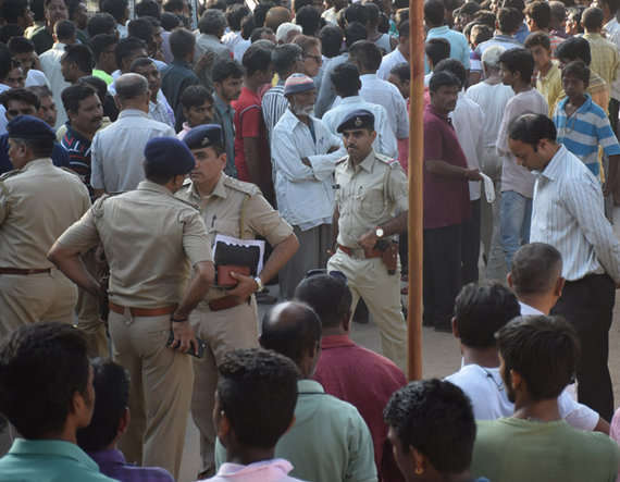 7-Dalit man lynched for watching garba, 8 arrested