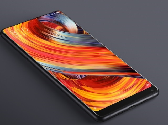 2-xiaomi mi mix 2 india launch today