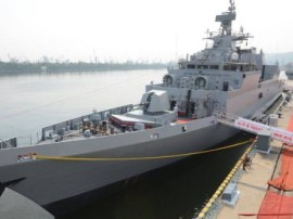સમુદ્રમાં વધશે ભારતની તાકાત, નેવીને મળશે સૌથી ઘાતક યુદ્ધજહાજ INS કિલટન