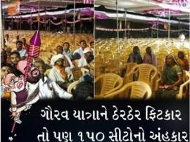 કોંગ્રેસે ગુજરાતમાં ભાજપ વિરુદ્ધ ક્યાં નવા સ્લોગનનું કર્યું લોન્ચિંગ, જાણો શું છે સ્લોગન