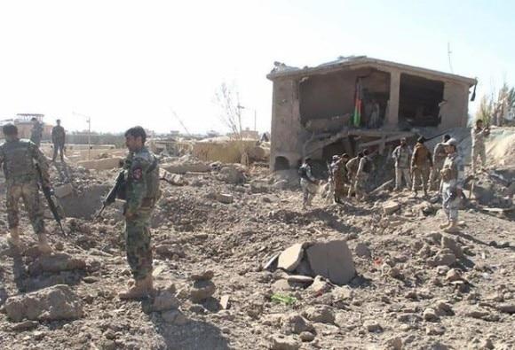 અફગાનિસ્તાનમાં આતંકી હુમલામાં 74 લોકોના મોત, પાંચ આતંકી ઠાર