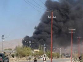 અફઘાનિસ્તાનમાં તાલિબાને સૈન્ય કેમ્પ પર કર્યો હુમલો, 43 સૈનિકોના મોત
