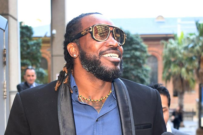 3-Chris Gayle wins Australia Masseuse Court Case