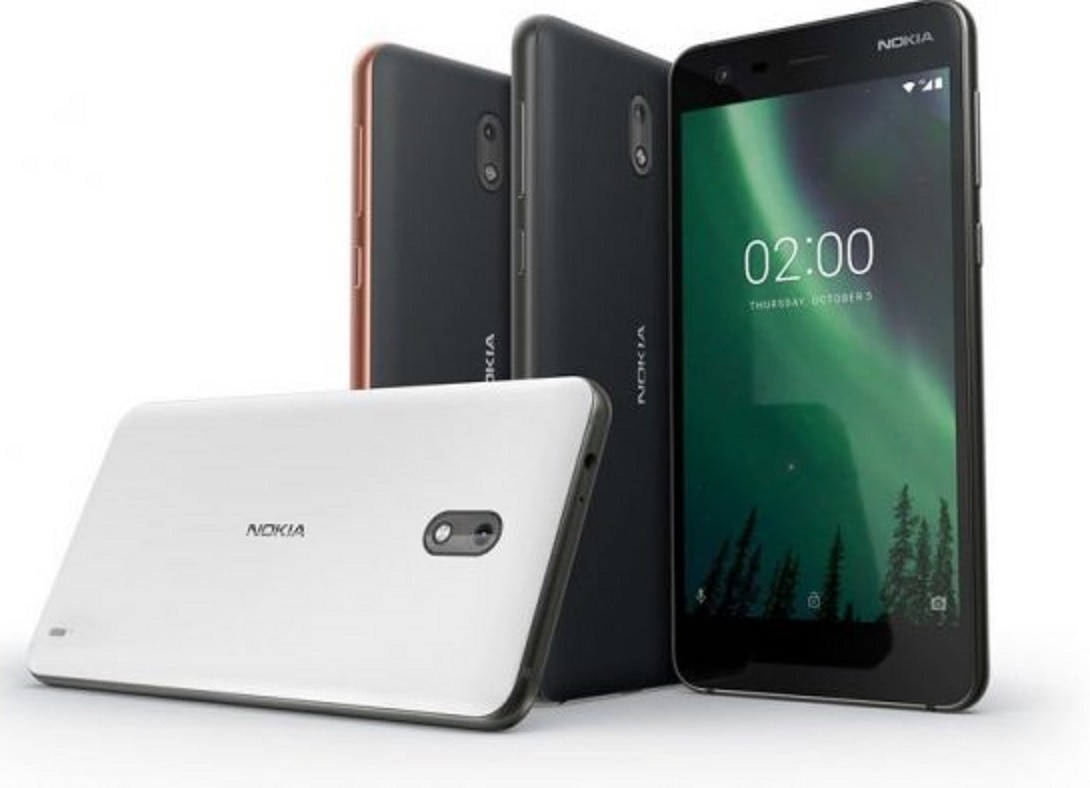 1-nokia 2 launched in india