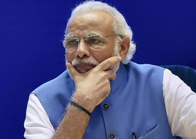 2-Why does PM Narendra Modi wears black thread on wrist