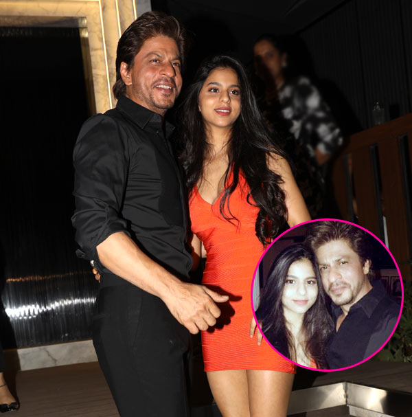 4-suhana khan wore a white t shirt from givenchy which costs more than 50000 rupees