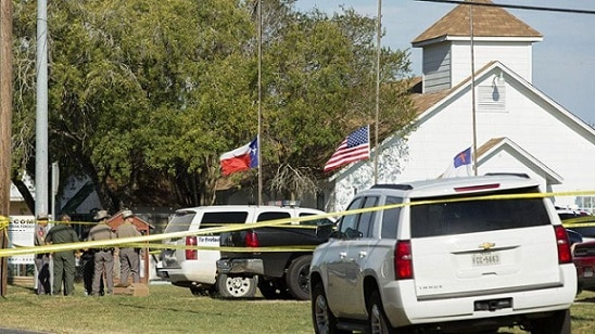 3-26 dead in Texas church shooting, with children among the victims