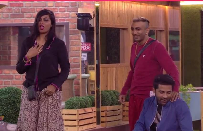 5-akash dadlani asked arshi khan to show her cleavage in bigg boss house