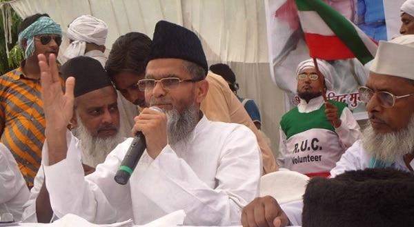 0-muslim leader wants 18 seat for gujarat election
