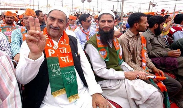 4-muslim leader wants 18 seat for gujarat election